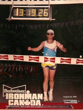 Ironman Canada Triathlon 1990