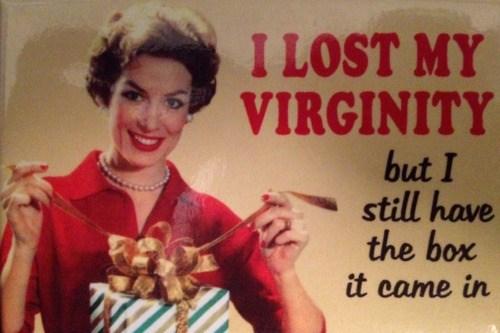 Virginity box