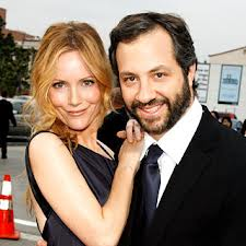 Apatow and leslie mann