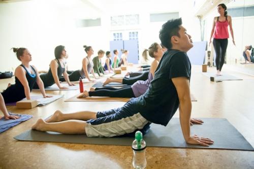 yoga ine guy