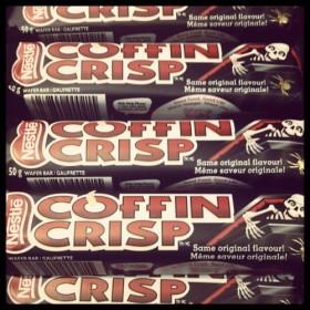 coffin crisp