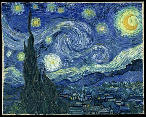 Van Gogh Starry Starry Night