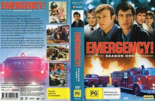 emergency!! TV Show