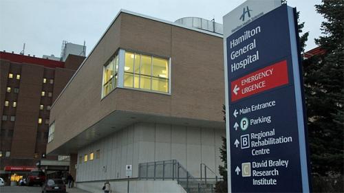 Hamilton General Hospital