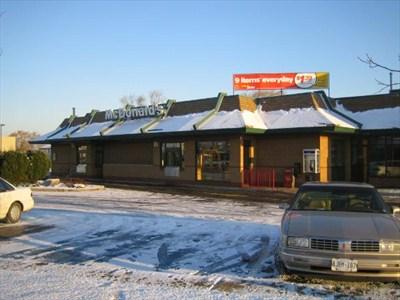 McDonalds Stoney Creek