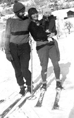 Hemingway and Hadley