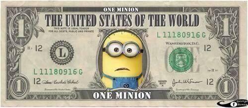 Minion Dollars