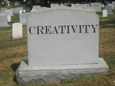 creativity-tombstone