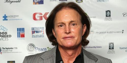 Gold Medalist Decathlete Bruce Jenner