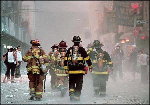 9:11 Firefighters