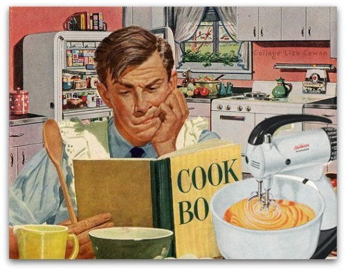 Man-cooking