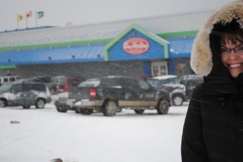 Iqaluit Tim Hortons