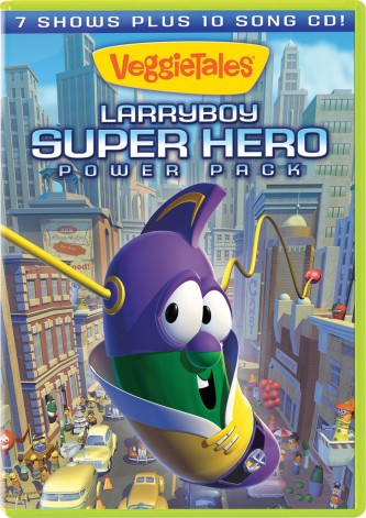 Larry SuperHero
