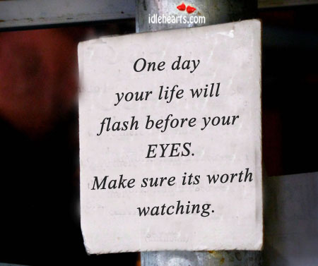 Life flash