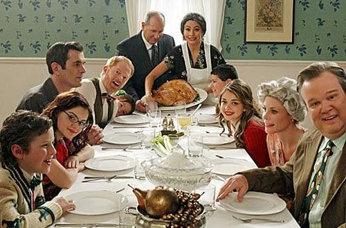 modern family christmas - Modern Family Christmas
