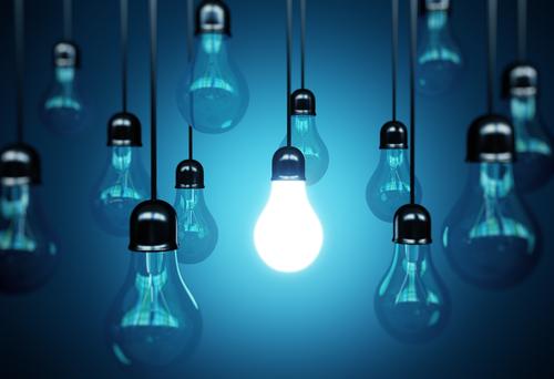bright bulb