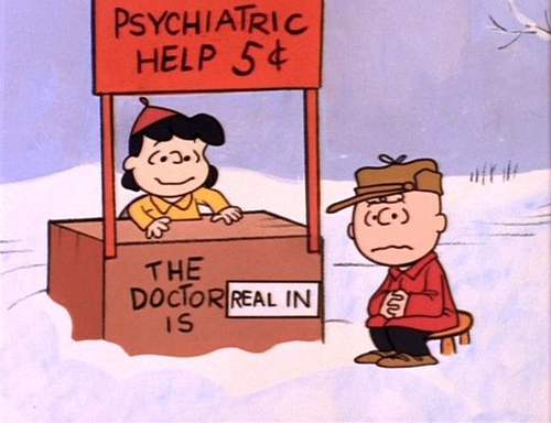 Lucy Charlie Brown