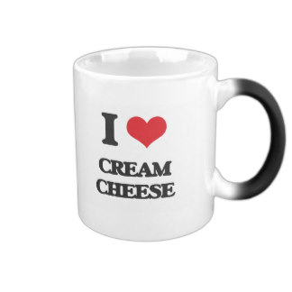 cream cheese mug