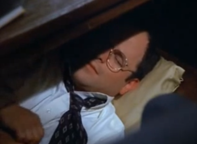 costanza asleep