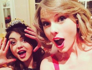 Swift selfie