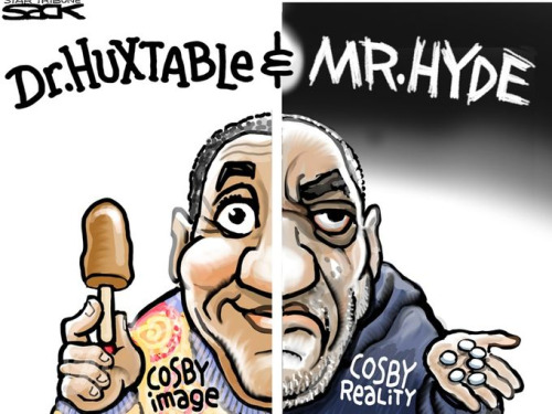 Cosby as Dr. Jeykll