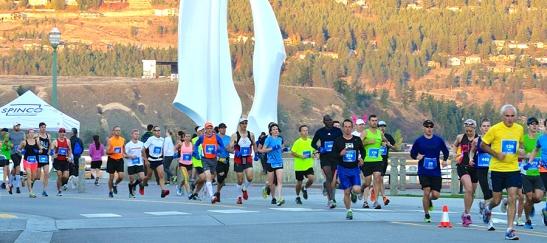 kelowna marathon 2015