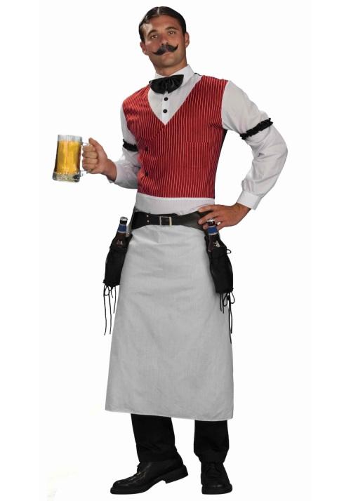 old time bartender