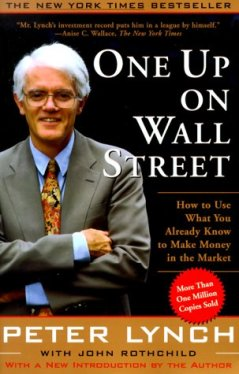 One Up on Wall Street cover