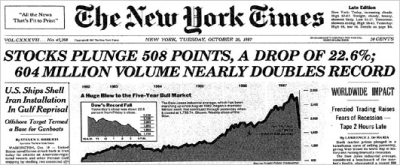 Black-Monday-the-Stock-Market