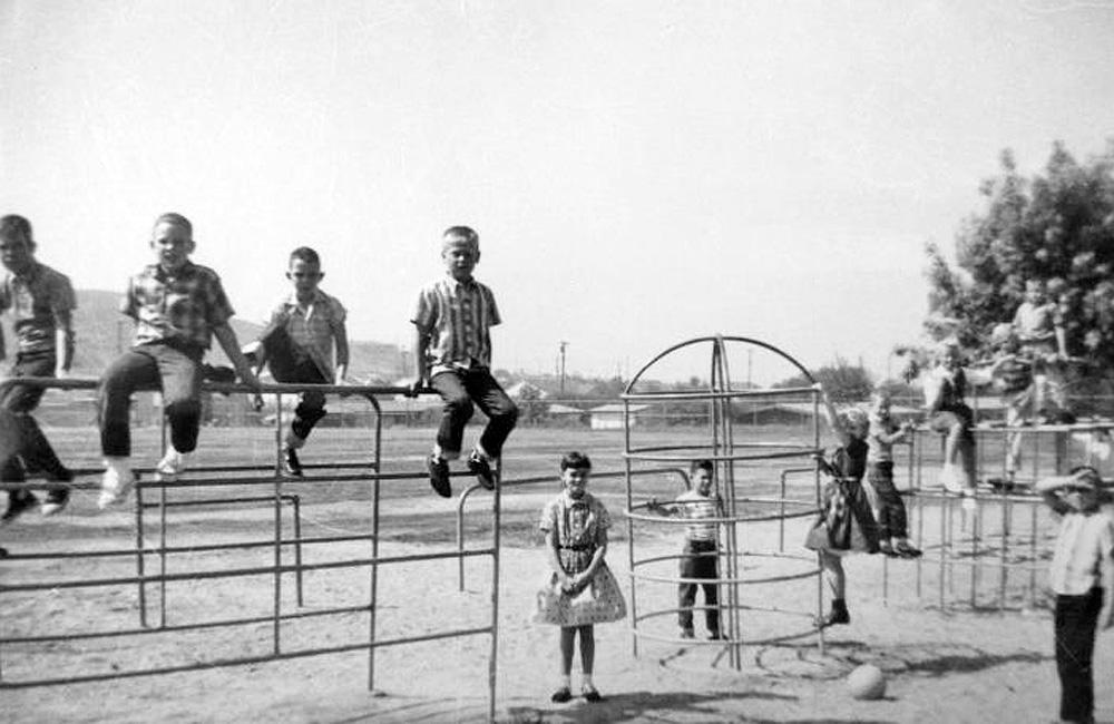 1960 playground