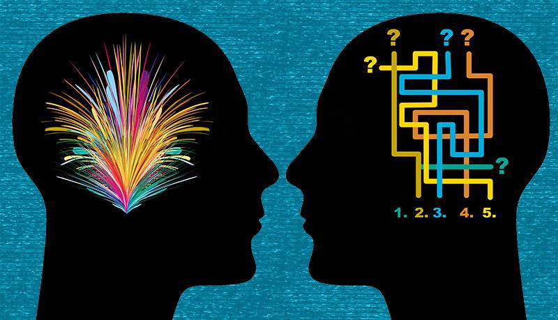 Male and Female Logic