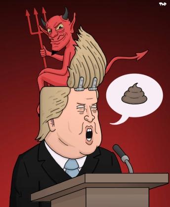 trump devil 2