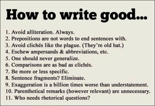 how-to-write-good