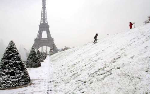 paris-snow