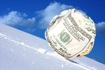 money-snowball