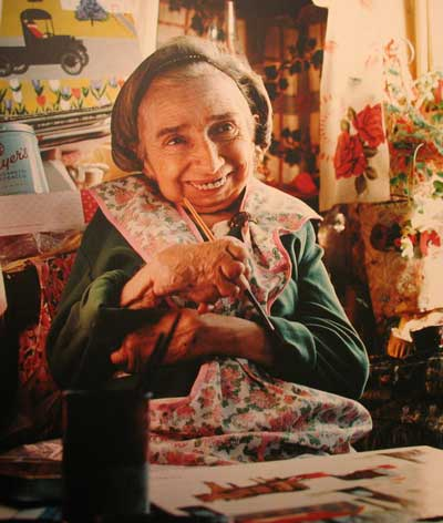 Maud Lewis painter