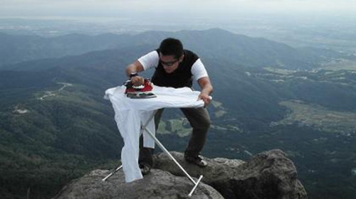 mountain ironing.jpg
