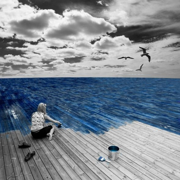 creativity ocean