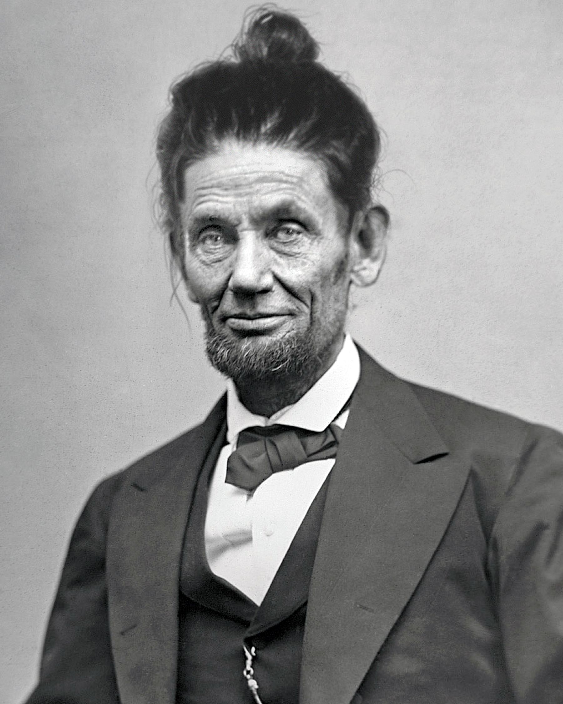 Lincoln with man bun.jpg