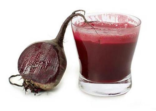 blood or beets