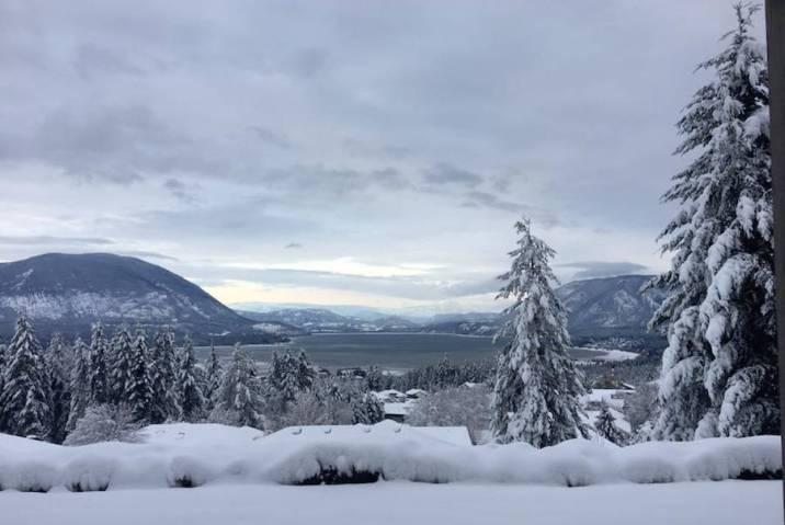 Summerland snow