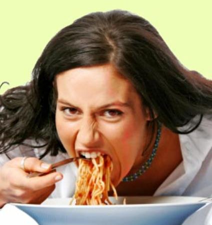 ugly eating