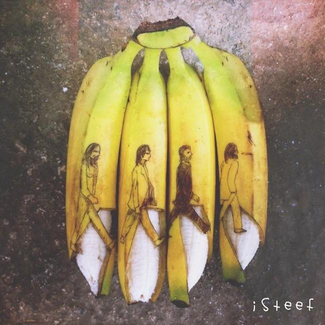 beatle bananas