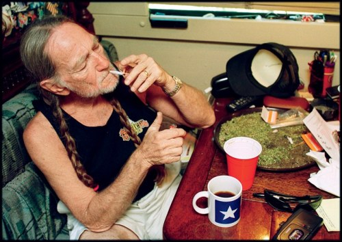 Willie w pot
