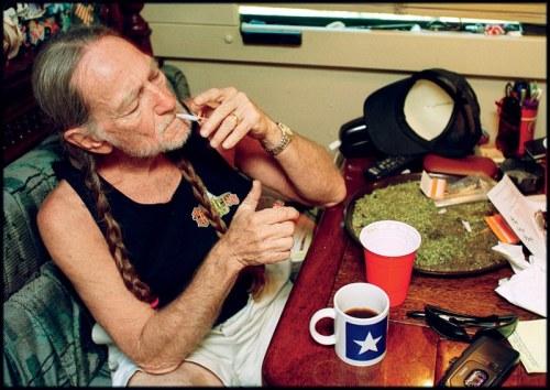 Willie w pot