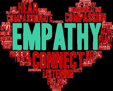 empoathy heart
