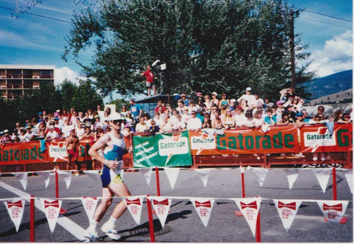 Ironman 1990 Run Larry