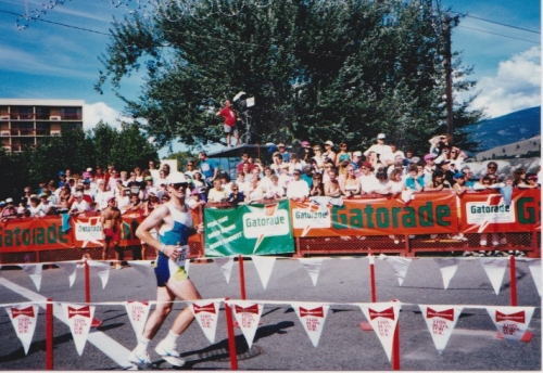 Ironman 1990 Run Larry