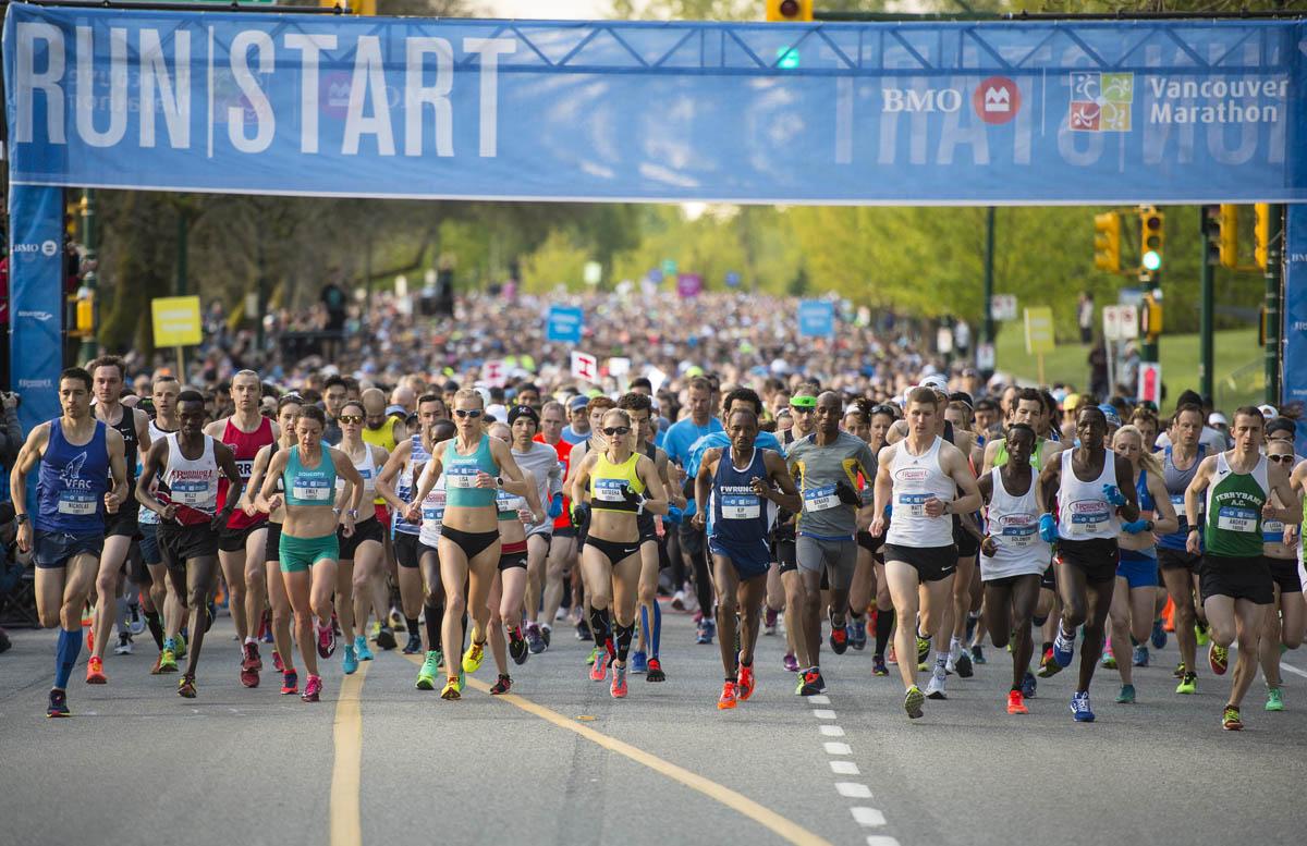 BMO Vancouver Marathon / RUNVAN®