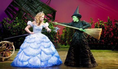 good vs bad witch